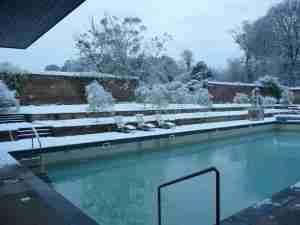 snow-pool